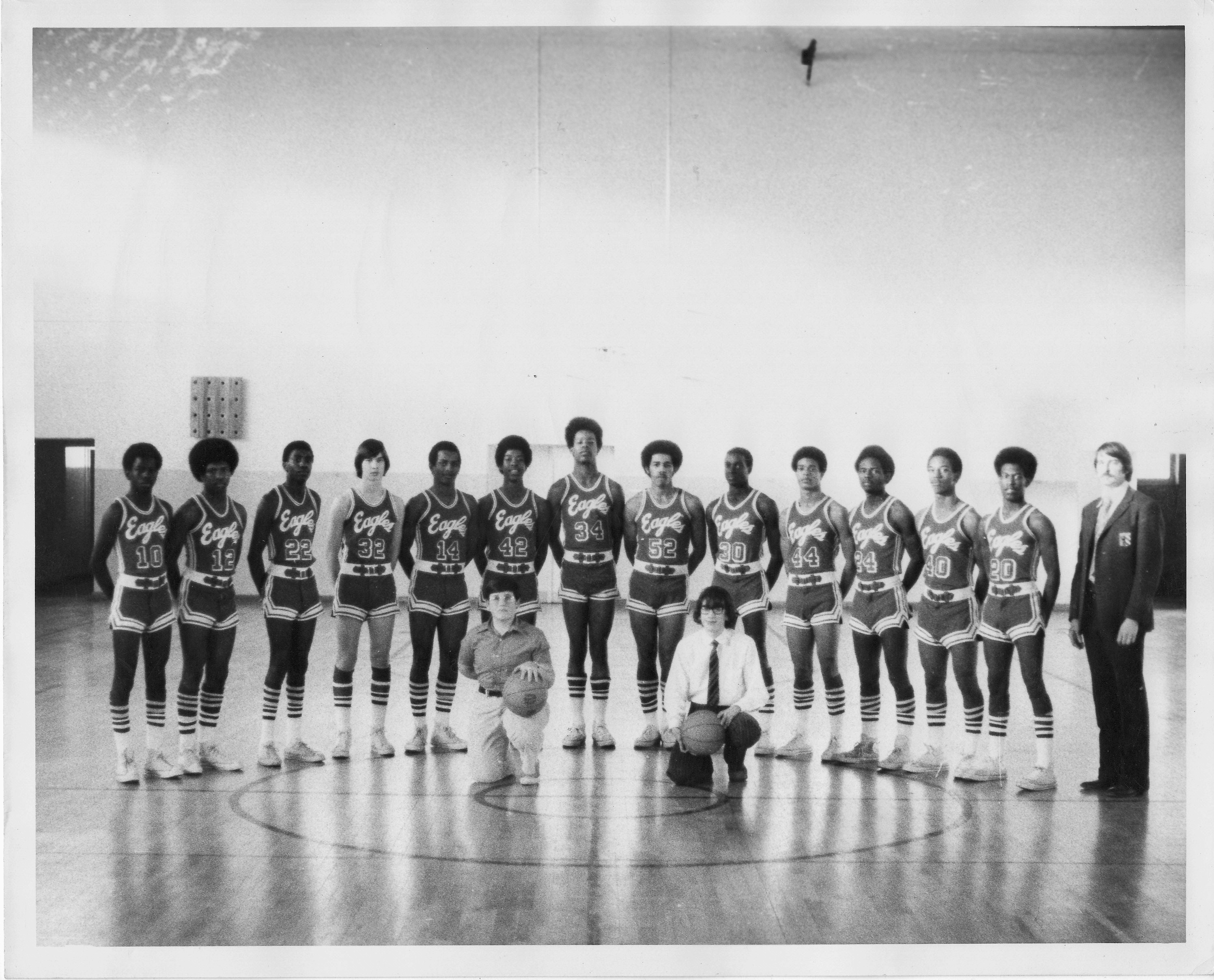 American Eagle Credit Card Login >> The 1973-1974 Nürnberg Eagles Varsity Basketball Team ...