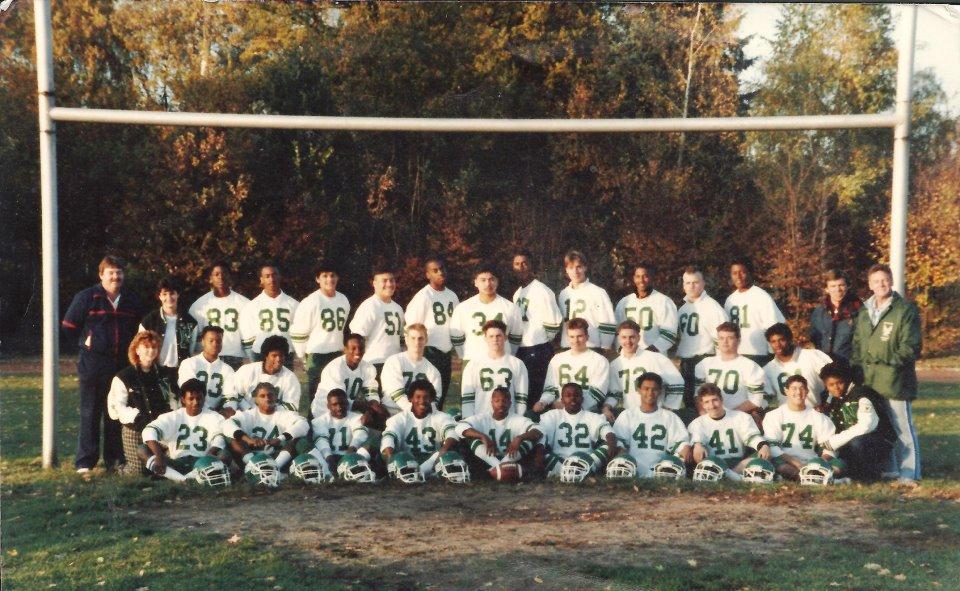 1986-1987 Football