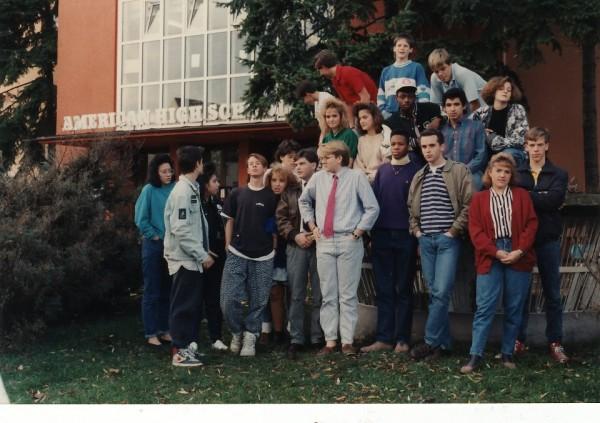 1991Yearbookstaff